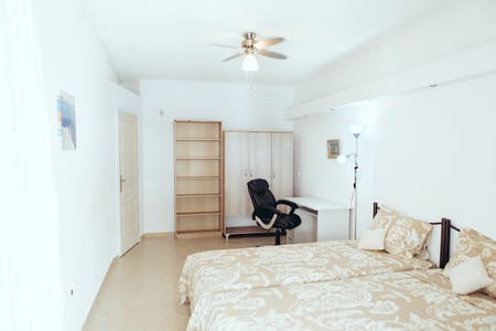 Room for rent from 01 Aug 2018 (Argiropoulou, Athens)