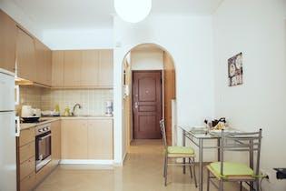 Appartement à partir du 09 févr. 2019 (Argiropoulou, Athens)