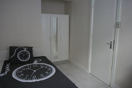 Chambre privée à partir du 01 Sep 2020 (Adamshofstraat, Rotterdam)