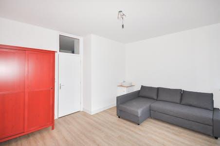 Stanza privata in affitto a partire dal 02 Aug 2020 (Soetendaalsekade, Rotterdam)