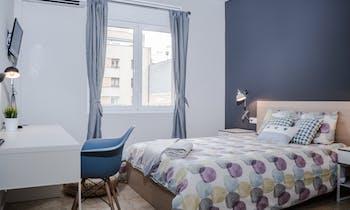 Stanza in affitto a partire dal 01 lug 2018 (Carrer d'Aragó, Barcelona)