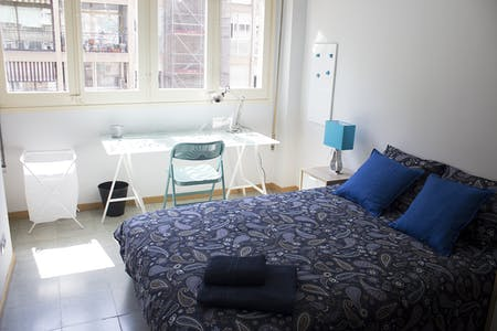 Room for rent from 30 Jun 2018 (Carrer del Consell de Cent, Barcelona)