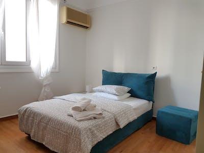 Quarto privado para alugar desde 16 Feb 2020 (Kipselis, Athens)