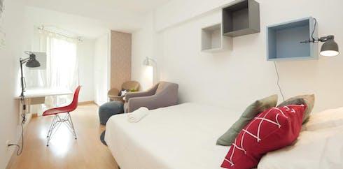 Quarto privado para alugar desde 30 abr 2019 (Carrer de Wellington, Barcelona)