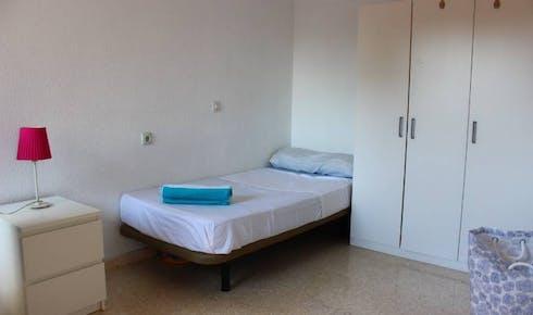 Privé kamer te huur vanaf 05 apr. 2020 (Plaza del Zurraque, Sevilla)
