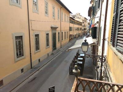 Appartement te huur vanaf 20 jul. 2018 (Via Giosuè Carducci, Pisa)