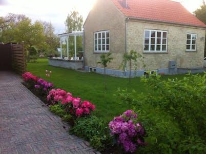 Room for rent from 17 Aug 2017  (Kratbjergvej, Lillerød)