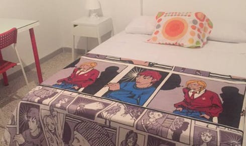 Private room for rent from 24 Mar 2019 (Avenida Santa Cecilia, Sevilla)
