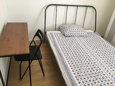 Privé kamer te huur vanaf 31 Oct 2020 (Groningerstraat, Leeuwarden)