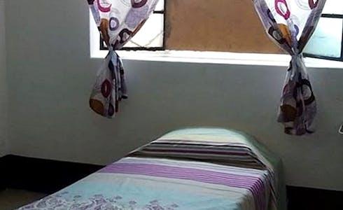 Room for rent from 15 Dec 2017  (Calle Reforma, Guadalajara)