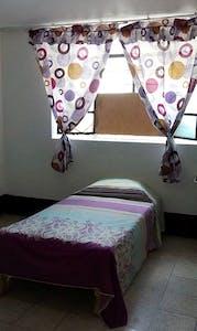 Private room in Apartment (Calle Reforma, Guadalajara)