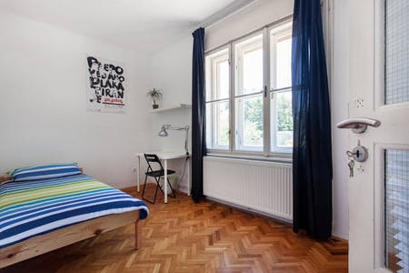 Quarto privado para alugar desde 22 jan 2019 (Tobačna ulica, Ljubljana)