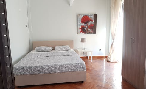 Room for rent from 16 Sep 2018  (Trias, Athina)