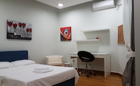 Kamer te huur vanaf 16 sep. 2018 (Trias, Athina)