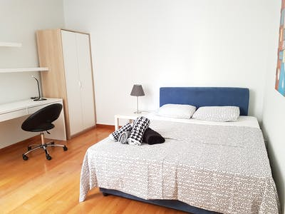 Private room for rent from 16 Feb 2020 (Trias, Athens)