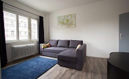 Chambre à partir du 01 mai 2018 (Eisenacher Straße, Berlin)