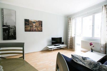 Kamer te huur vanaf 06 mei 2019 (Waldemarstraße, Berlin)