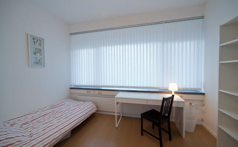Private room for rent from 24 Jun 2019 (Fallstraße, Munich)
