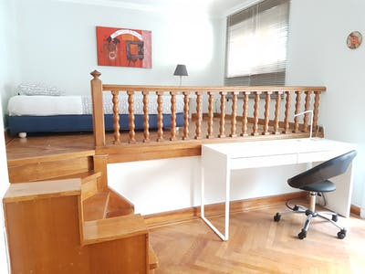 Private room for rent from 15 Sep 2020 (Trias, Athens)