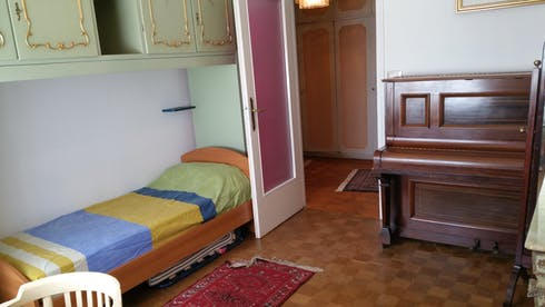 Private room for rent from 23 Aug 2019 (Via Papiniano, Trieste)