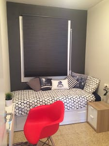 Private room for rent from 15 Jul 2019 (Carrer d'Aragó, Barcelona)