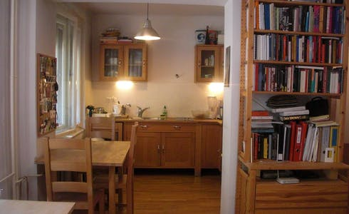 Apartment for rent from 01 Jul 2018 (Fabianijeva ulica, Ljubljana)