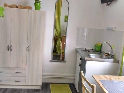 Apartment for rent from 10 Jun 2019 (Boulevard des Anglais, Nantes)