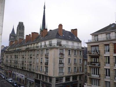 Appartamento in affitto a partire dal 22 gen 2020 (Rue Grand Pont, Rouen)