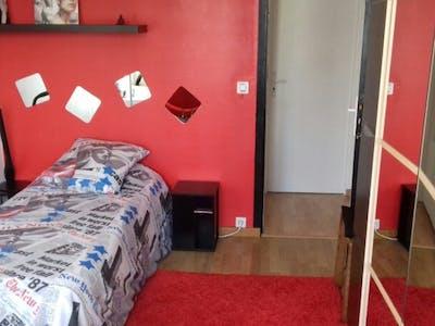 Stanza privata in affitto a partire dal 22 gen 2020 (Rue Victor Hugo, Bois-Guillaume)