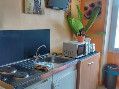 Apartment for rent from 01 Jun 2019 (Boulevard des Anglais, Nantes)