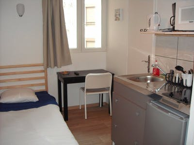 Appartement te huur vanaf 13 jan. 2019 (Avenue de l'Union Soviétique, Clermont-Ferrand)
