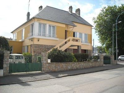 Stanza privata in affitto a partire dal 14 dic 2018 (Rue Lazare Carnot, Brest)