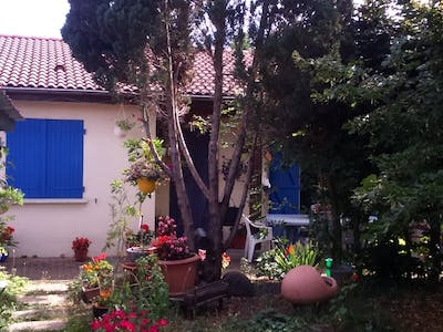 Room for rent from 30 Apr 2019 (Avenue Saint-Exupéry, Aulnat)