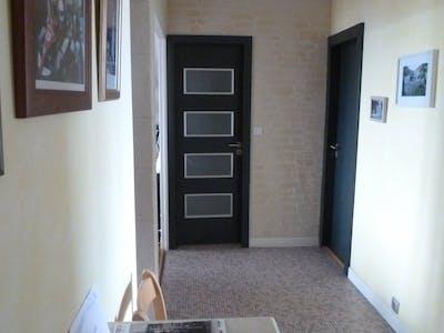 Chambre privée à partir du 09 avr. 2020 (Rue Hugues Krafft, Reims)
