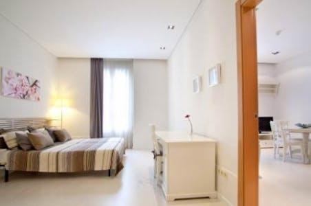 Apartamento para alugar desde 16 Sep 2019 (Ronda de Sant Pere, Barcelona)
