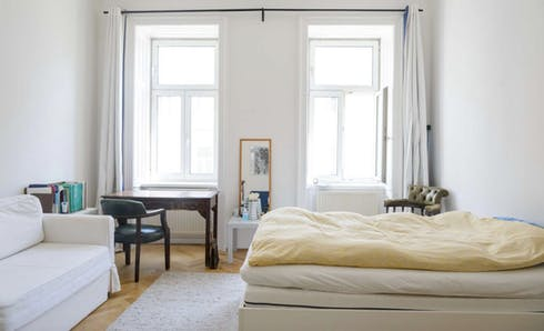 Private room for rent from 22 Jun 2020 (Sommergasse, Vienna)