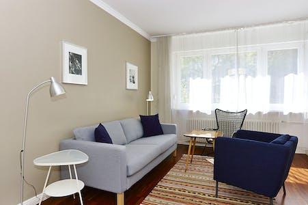 Apartment for rent from 28 févr. 2018 till 31 déc. 2018 (Birkenstraße, Berlin)