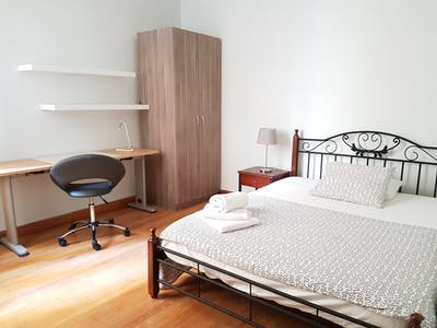 Private room for rent from 16 Feb 2019 (Trias, Athens)