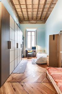 Apartment for rent from 01 Aug 2017 till 31 Jul 2018 (Via Giuseppe Garibaldi, Torino)