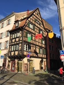 Apartment for rent from 10 Jun 2017 till 31 Dec 2019 (Rue Sainte-Madeleine, Strasbourg)