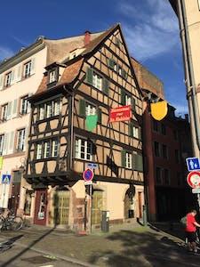 Apartment For Rent In Strasbourg Rue Sainte Madeleine