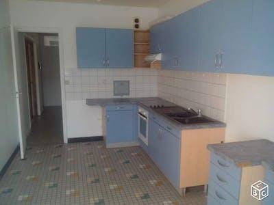 Apartment for rent from 08 Dec 2019 (Avenue des Dentellières, Valenciennes)