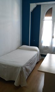 Room for rent from 01 Jul 2019 (Calle Gran Vía, Madrid)