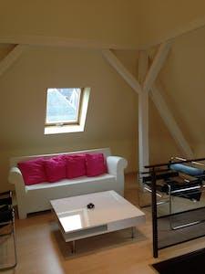 Appartement te huur vanaf 01 mei 2019 (Rue Herder, Strasbourg)