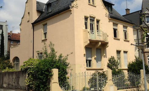 Apartment for rent from 22 Apr 2018 (Rue Herder, Strasbourg)