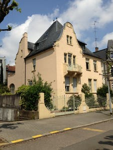 Room for rent from 29 Apr 2017  (Rue Herder, Strasbourg)