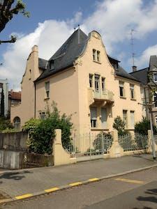 Apartment for rent from 01 Mar 2018 till 30 Jun 2019 (Rue Herder, Strasbourg)