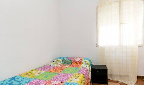 WG-Zimmer zur Miete ab 01 März 2020 (Calle Doctor Fleming, Granada)