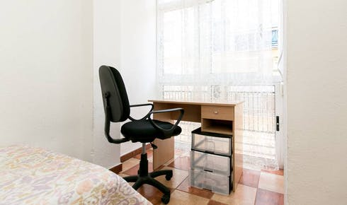 Room for rent from 01 Sep 2018 (Calle Doctor Fleming, Granada)