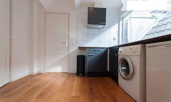 Apartamento de alquiler desde 07 sep. 2018 (Hooidrift, Rotterdam)